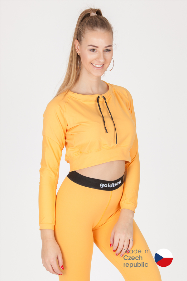 GoldBee CropTop BeCool Sweet Apricot - 1