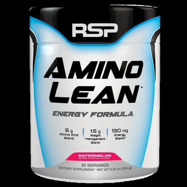 RSP AminoLean Energy Formula - Watermelon 30 dávek - 1