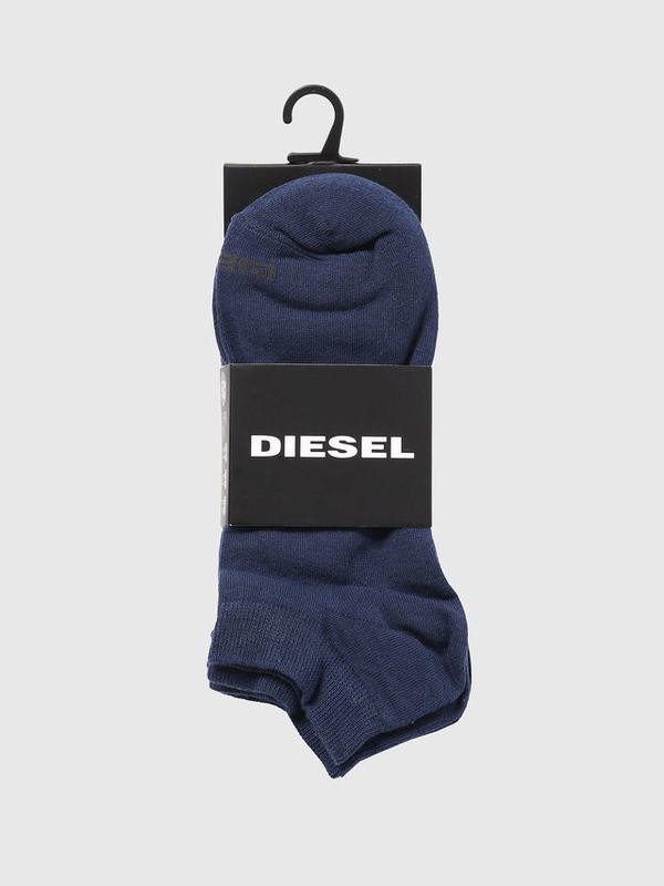 Diesel 3Pack Ponožky Modré - 1