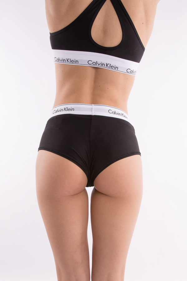 Calvin Klein Shorts Modern Cotton Black, XS - 1