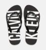 Calvin Klein Žabky Black&White - 1/2