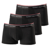 Tommy Hilfiger 3Pack Boxerky Black LR, XL - 1/3