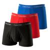 Calvin Klein 3Pack Boxerky Red, Black & Blue LR - 1/4