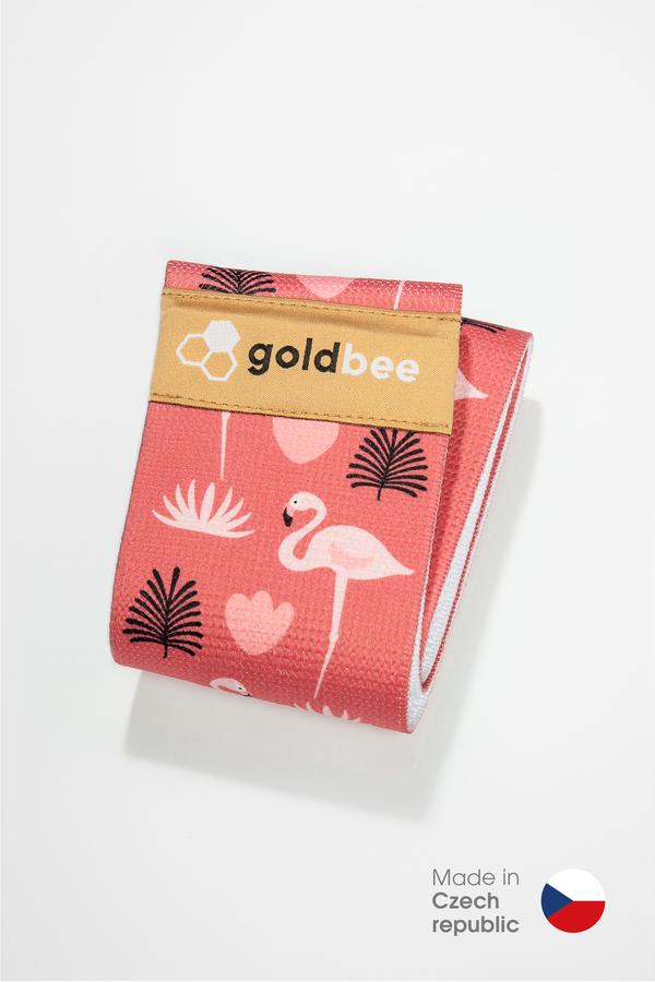 GoldBee BeBooty Flamingo CZ, M - 1