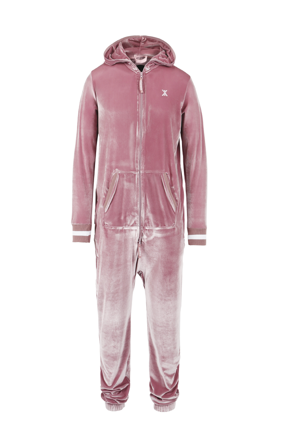 OnePiece Original Velour Faded Pink, XS - 1