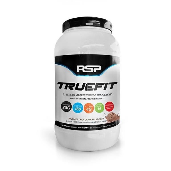 RSP Truefit Lean Protein Shake - Chocolate Milkshake - 1