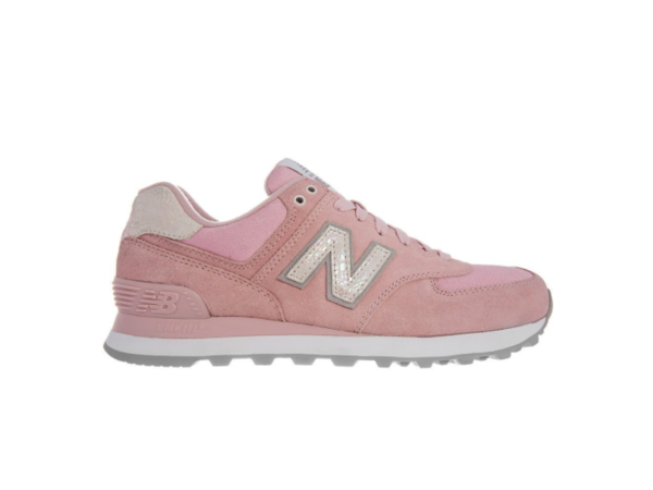 New Balance WL574CIC Baby Pink, 8 - 1