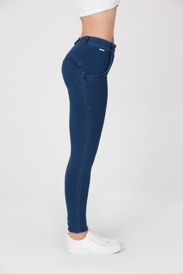 Boost Jeans Mid Waist P Dark Blue, XL - 1
