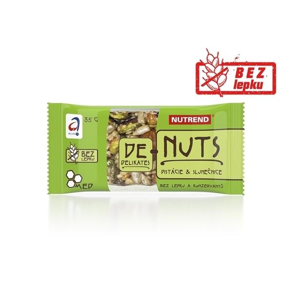 Nutrend DE - Nuts Pistácie A Slunečnice - 1