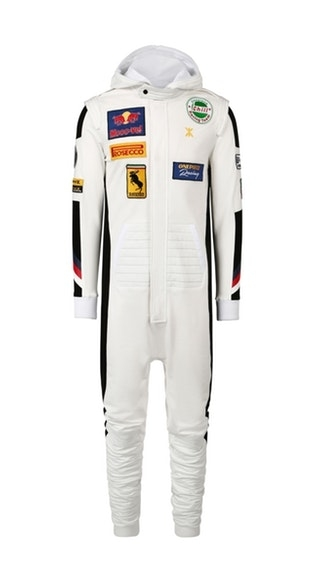 OnePiece Overal Formula White - 1