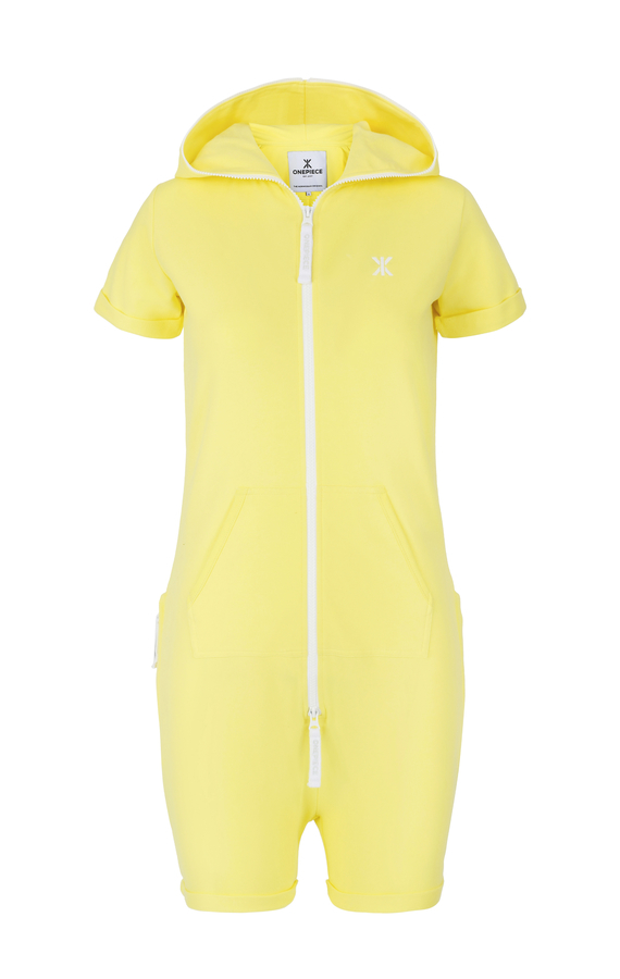 OnePiece Fitted Short Soft Yellow, XS - 1