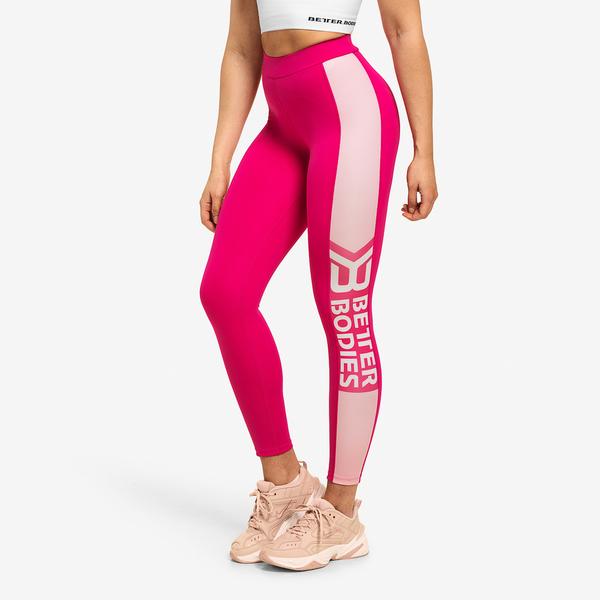 Better Bodies Legíny Chrystie Hot Pink - 1