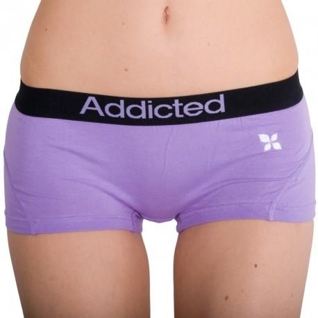 Addicted Kalhotky Fialové - 1