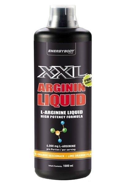 L-Arginine Liquid XXL 1000ml