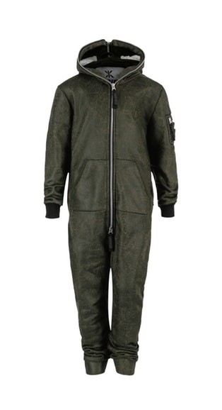 OnePiece Soft Bomber Green - 1