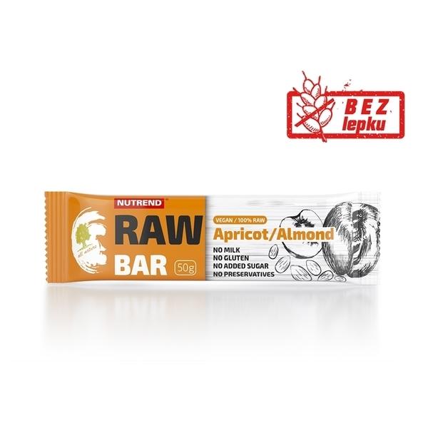 Nutrend Tyčinka Raw Seed Meruňka A Mandle - 1