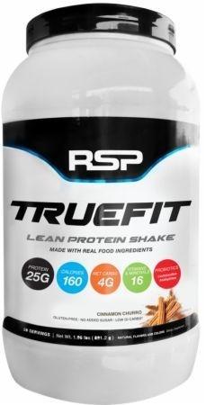 RPS Truefit Lean Protein Shake - Cinnamon Churro - 1