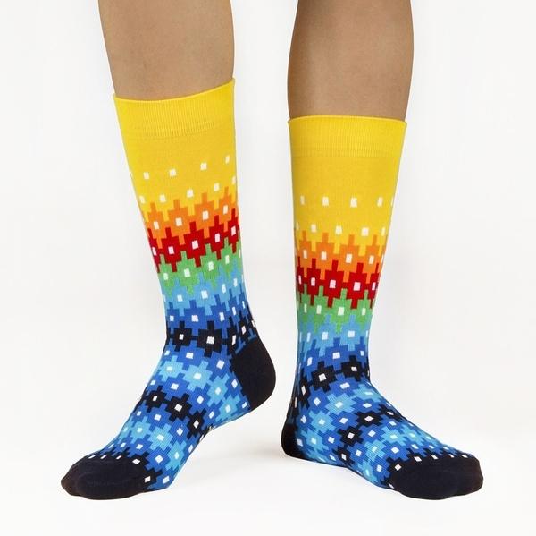 Ballonet Ponožky Rise - 1