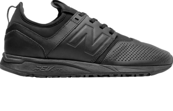 New Balance Pánské MRL247LK All Black, 9,5 - 1