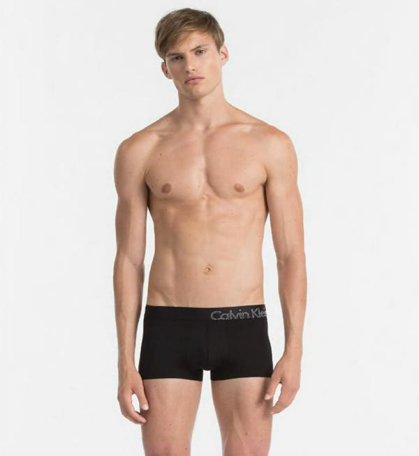 Calvin Klein Boxerky Edge Black LR, L - 1