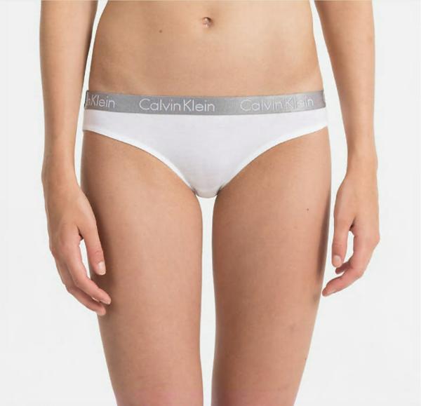 Calvin Klein Kalhotky Radiant Bílé, L - 1