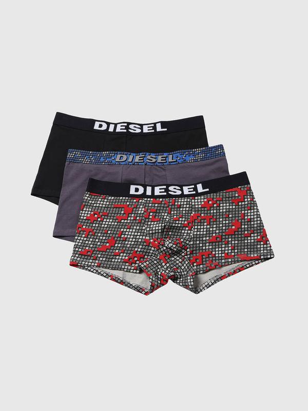 Diesel 3Pack Boxerky Shawn Multicolor, M - 1