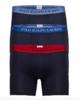 Ralph Lauren 3Pack Boxerky Navy&Sapphire, L - 1/2