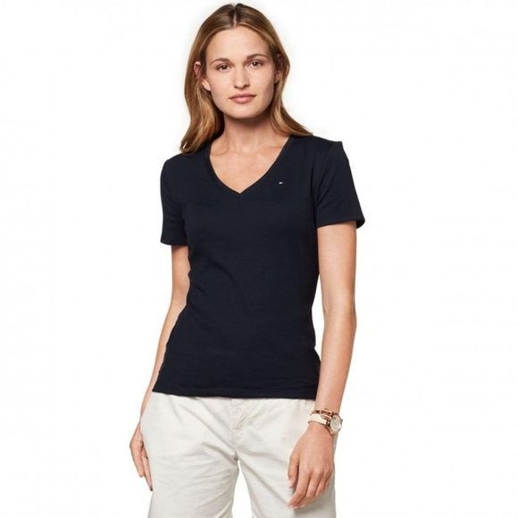 Tommy Hilfiger Women´s Top Navy, S