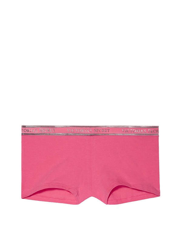 Victoria´s Secret Shorty Mad Love Pink, L