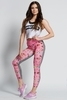 Legíny Gym Glamour Pink Lady, XS - 1/7