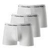 Calvin Klein 3Pack Boxerky White LR, XL - 1/3