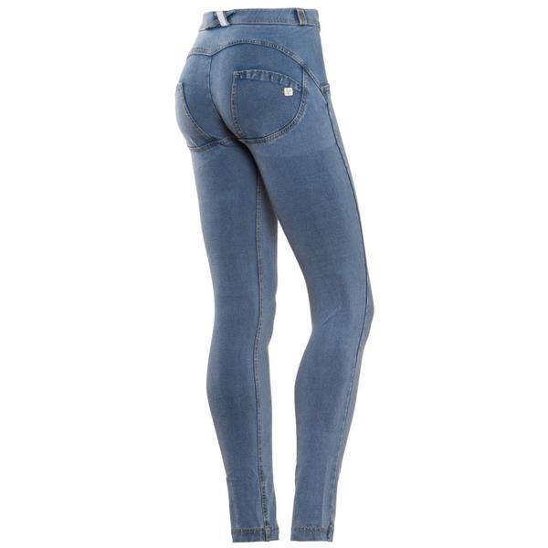 Freddy Jeans Světle Modré Normální Pas, L - 1