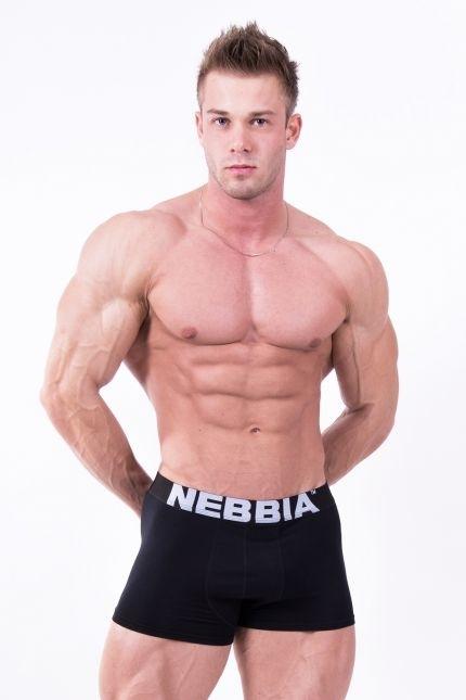 Nebbia Boxerky 101 Černé, XL - 1