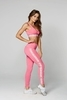 Gym Glamour Legíny High Waist Pink - 1/5