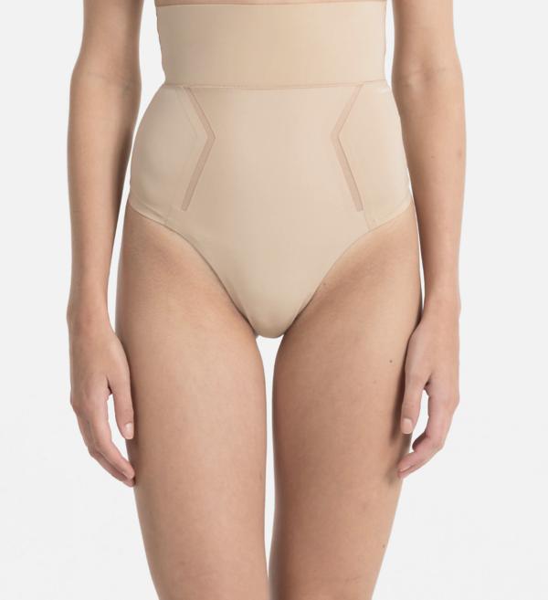 Calvin Klein Tanga Tělové Vysoký Pas, XL - 1