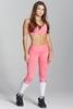 Gym Glamour Legíny Pink & White Socks, M - 1/7