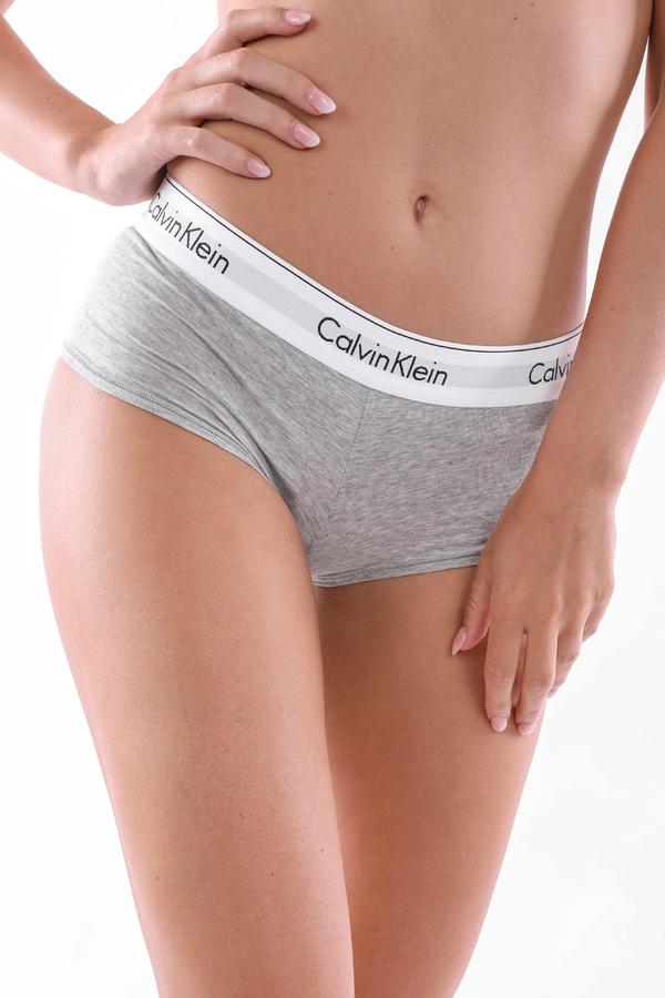 Calvin Klein Shorts Modern Cotton Grey, S - 1