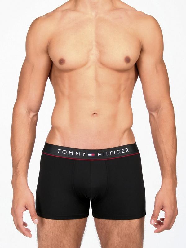 Tommy Hilfiger Boxerky Flex Black, XL