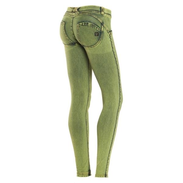 Freddy Jeans Světle Zelená, XS - 1