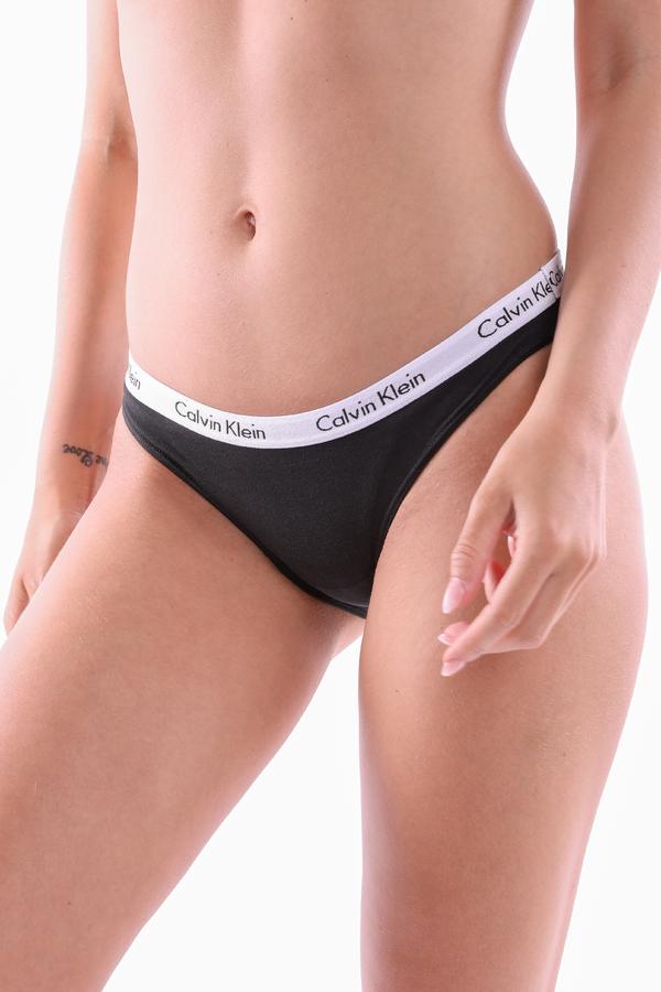 Calvin Klein Kalhotky Černé, S - 1
