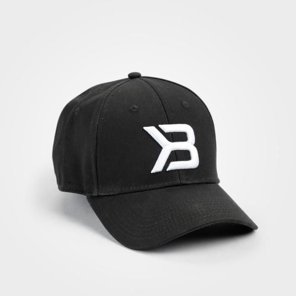Better Bodies Baseball Cap Black - 1