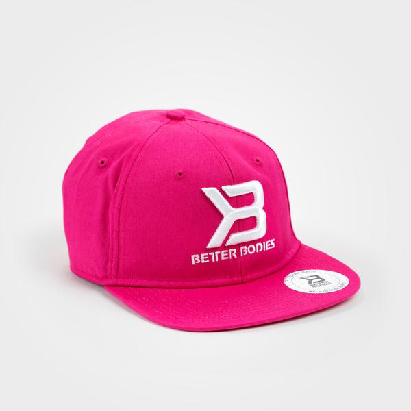 Better Bodies Womens Snapback Hot Pink - 1