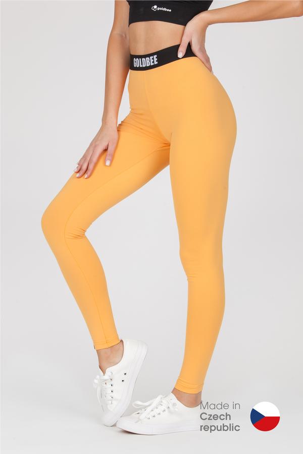 GoldBee Legíny BeOne Sweet Apricot, XS - 1