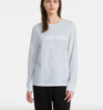 Calvin Klein Tričko Logo Grey, S - 1/3