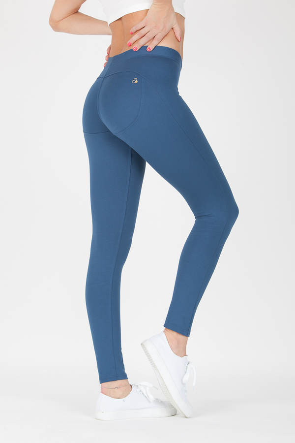GoldBee Kalhoty BeUp Denim Blue, S - 1