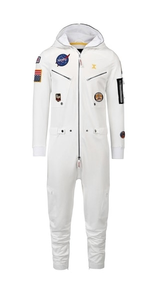 OnePiece AstroNOT Overal White, M - 1