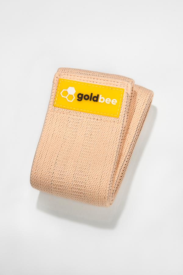 GoldBee Textilní Odporová Guma Meruňková, M - 1