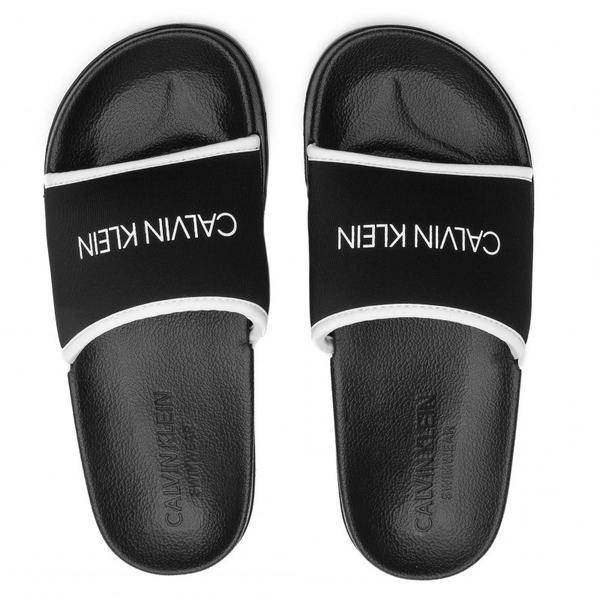 Calvin Klein Pantofle Core Neo Plus Black, M - 1
