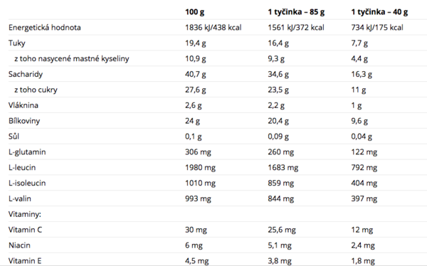 Nutrend Excelent Protein Bar Čokoláda S Oříšky - 2