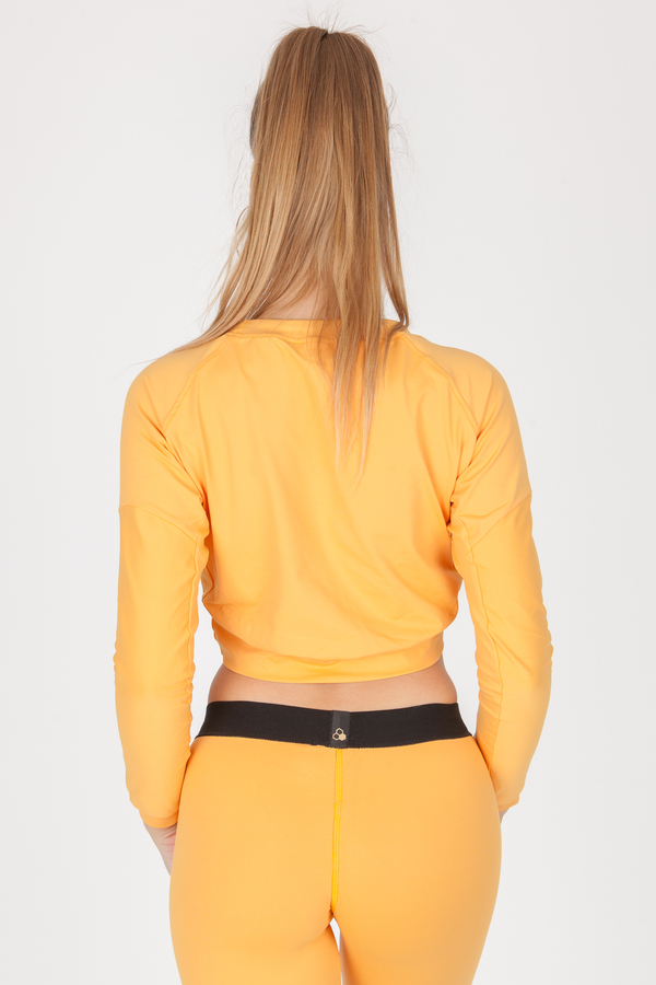 GoldBee CropTop BeCool Sweet Apricot - 2